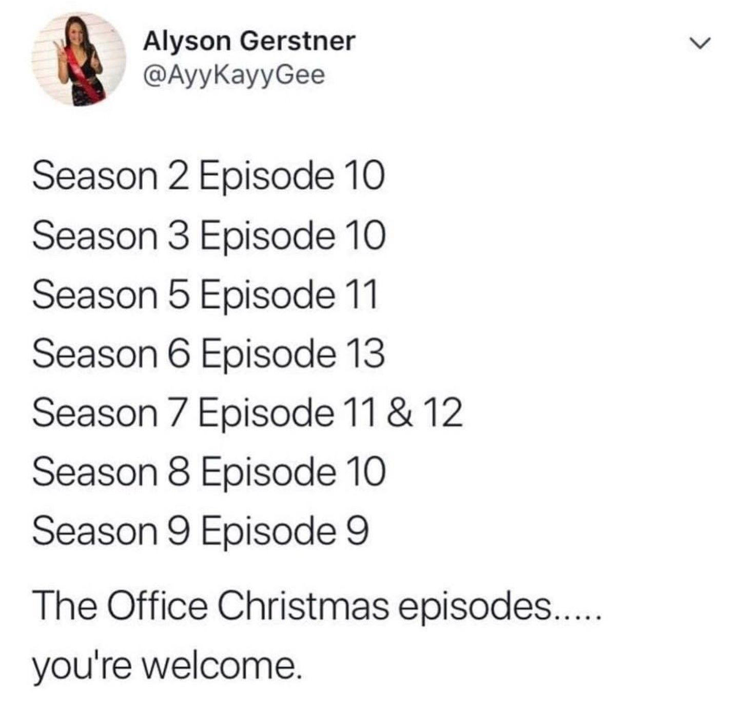 Christmas Office Episodes The Office Show Office Christmas Episodes The Office