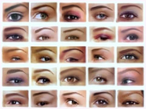 Eyebrow Styles 2: Shapes For Permanent Makeup Eyebrow Tattoo ...