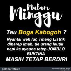 100 Gambar Kata Kata Lucu Bahasa Sunda Terbaru 2018 Lucu