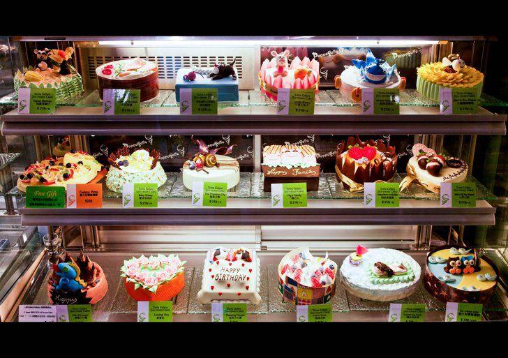 Deli cake food custom birthday cakes cake shop