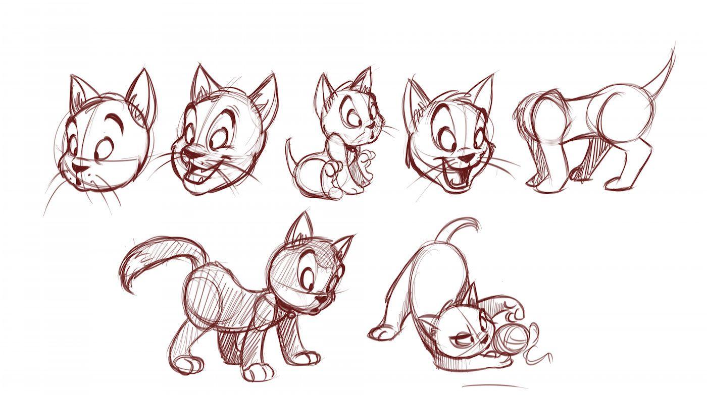 How To Draw Cartoon Animals Cartoonsmart Com Cartoon Drawings Animal Drawings Cartoon Animals
