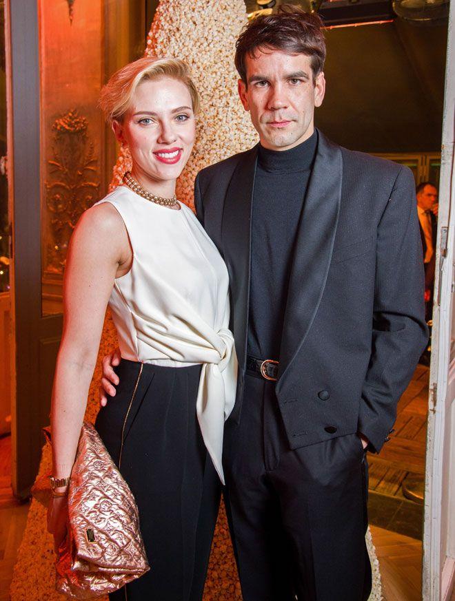 Scarlett Johansson ile Romain Dauriac Boşandı