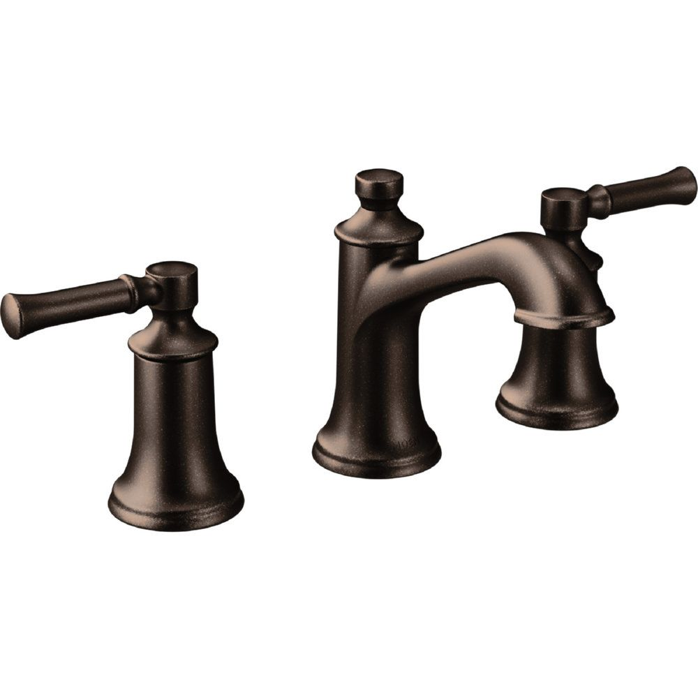 Moen T6805Orb Dartmoor Oil Rubbed Bronze Two Handle Widespread Classy Oil Rubbed Bronze Bathroom Faucet 2018