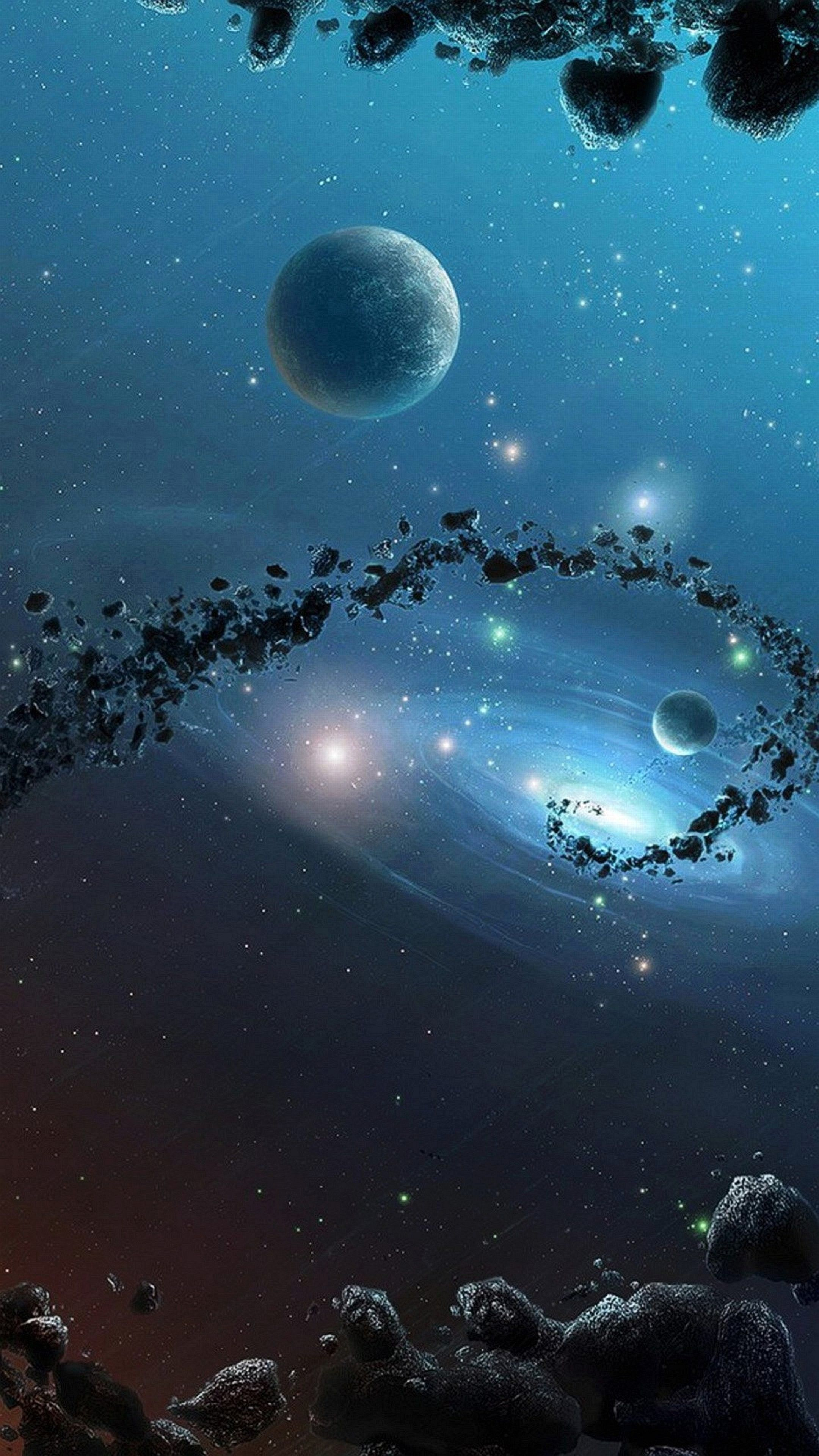 Sky Water Blue Astronomical Object Atmosphere Celestial Event In 2020 Space Art Space And Astronomy Astronomy