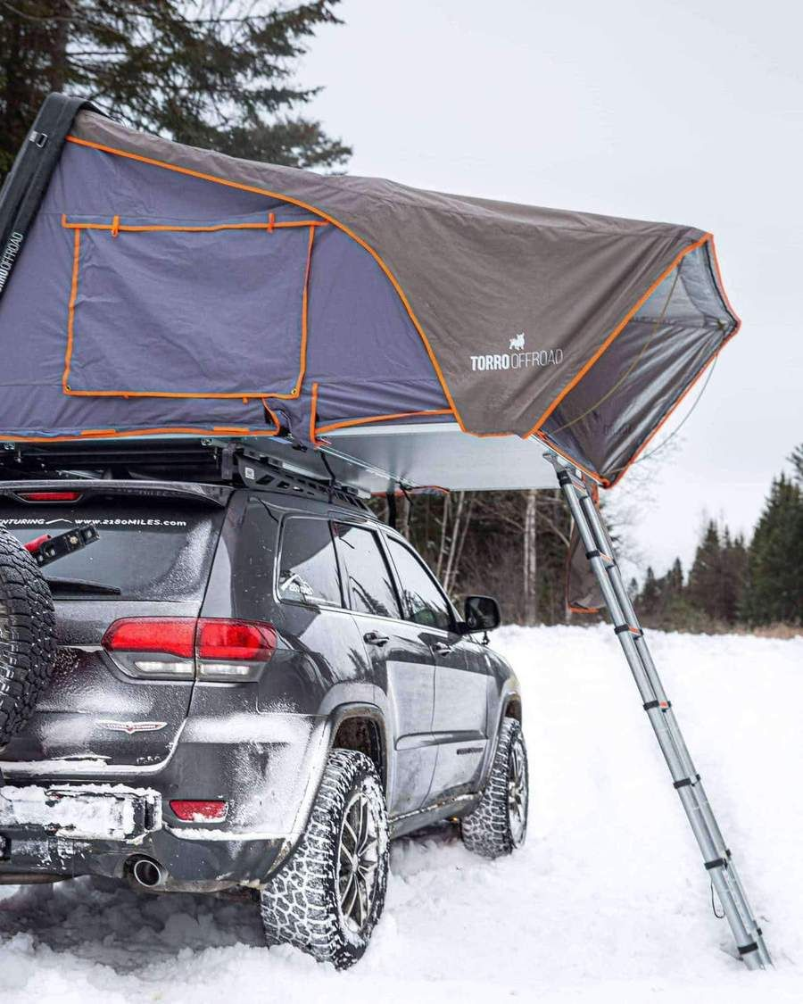 Skylux Hard Shell Rooftop Tent Rtt With Awning And Insulation Package In 2020 Roof Top Tent Tent Top Tents