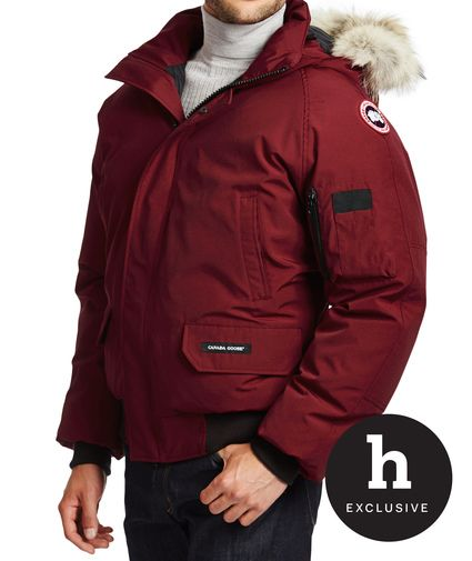 canada goose berwick bomber jacket
