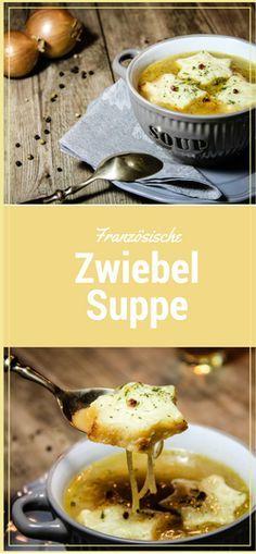 Französische Zwiebelsuppe | Joyful Food