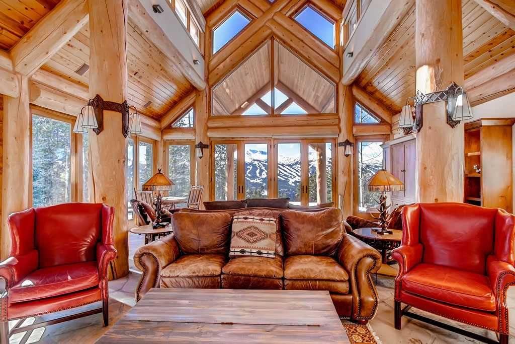 Rubywood Lodge rentals, Breckenridge lodging, House styles