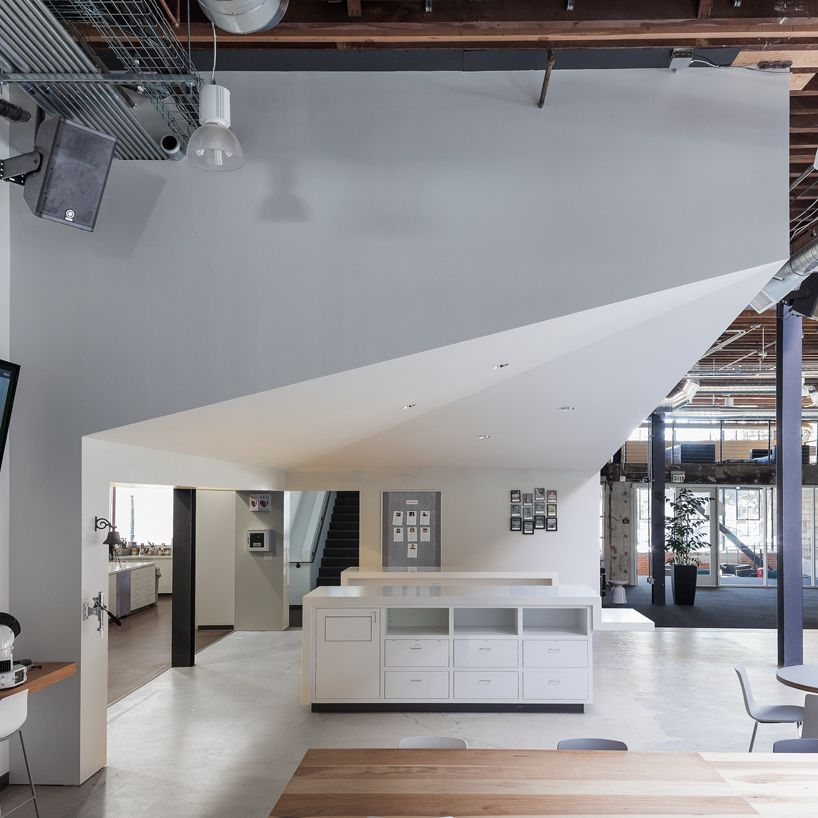 pinterest san francisco headquarters by schwartz and architecture