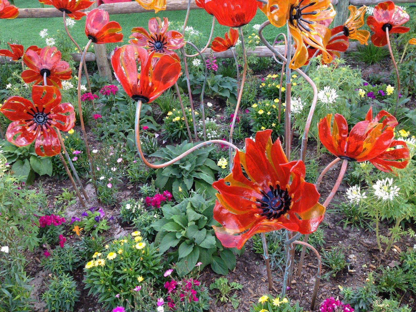 Delicieux Plus The Magic: Wordless Wednesday: Flowers And Gardens