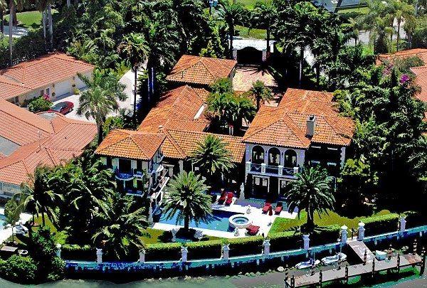 anna-kournikova-house | celebrity houses, mansions, miami