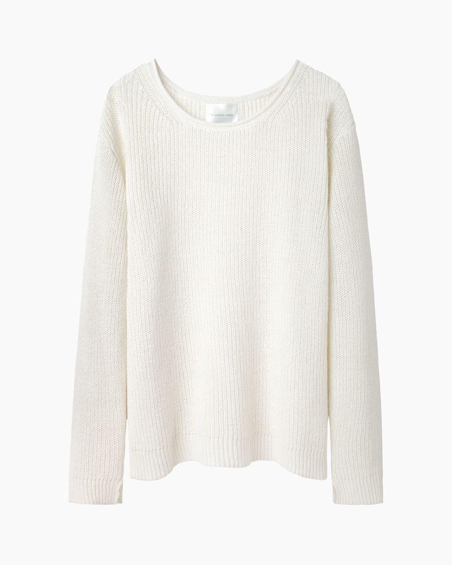 La Garçonne Moderne jean rollneck pullover