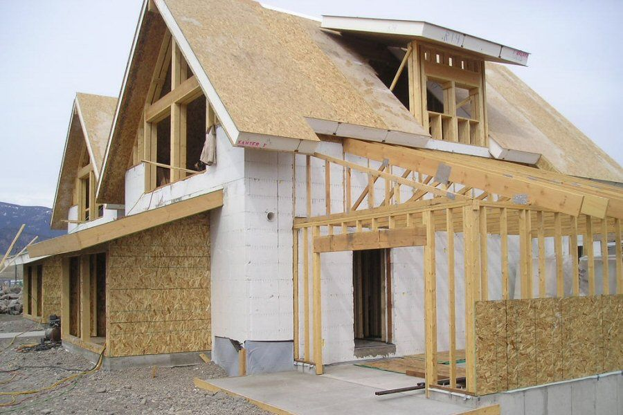 100 icf concrete home plans country concrete block icf for Icf home cost estimator