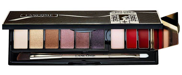 Lancome My French Noel Holiday 2015 palette