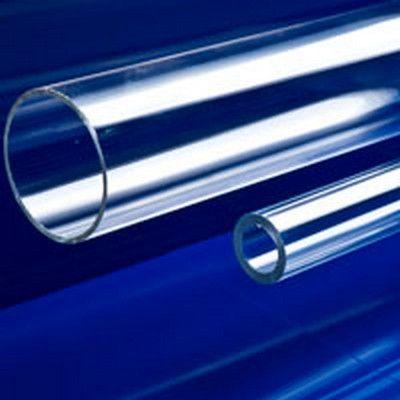 Acrylic Extruded Tubing 1 1 X2f 2 Quot To 6 Quot U S Plastic Corp Acrylic Tube Acrylic Rod Cardboard Design