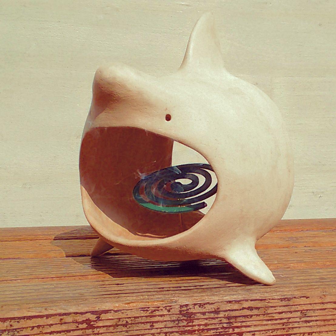 ウバザメ蚊取り線香 ヨッキーのサメ好きブログ 楽天ブログ ウバザメ サメ 博物学