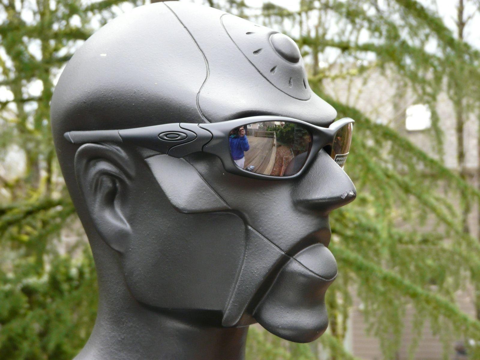 NEW! OAKLEY SI STRAIGHT JACKET Sunglasses Matte Black / Prizm TR45 ...
