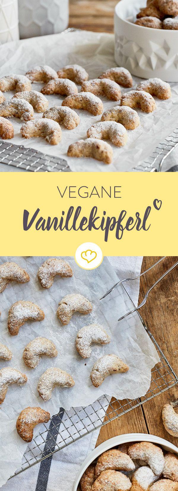 Photo of Heavenly delicious: vegan vanilla biscuits