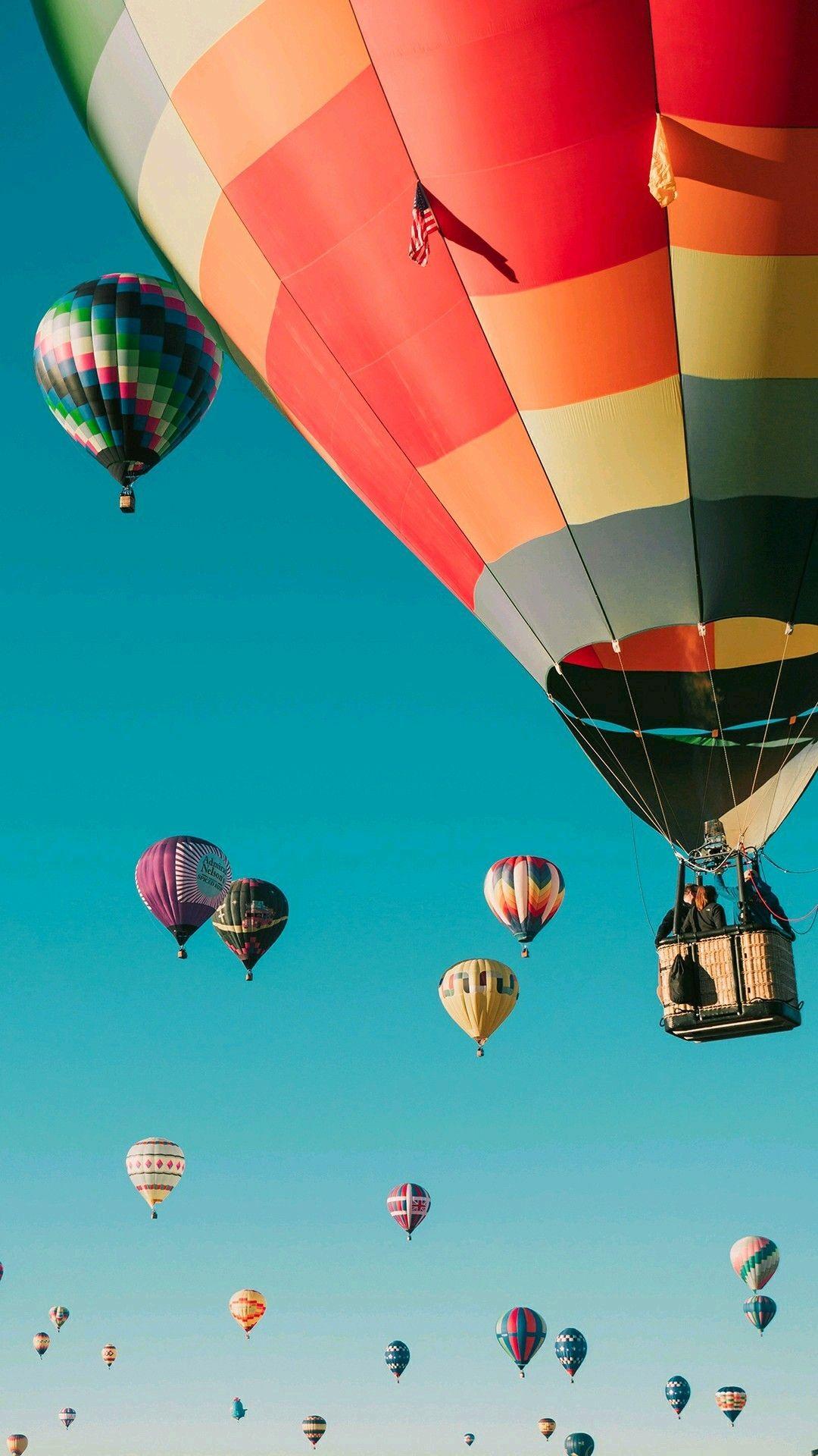 Hot air balloons Air balloon rides, Albuquerque balloon