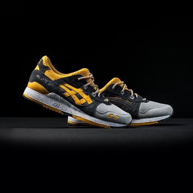A New Asics Gel Lyte 3 Kithstrike Released Today, Did You