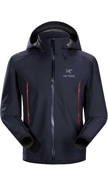 Arc Teryx Mens Beta Ar Jacket Admiral Men S Clothing