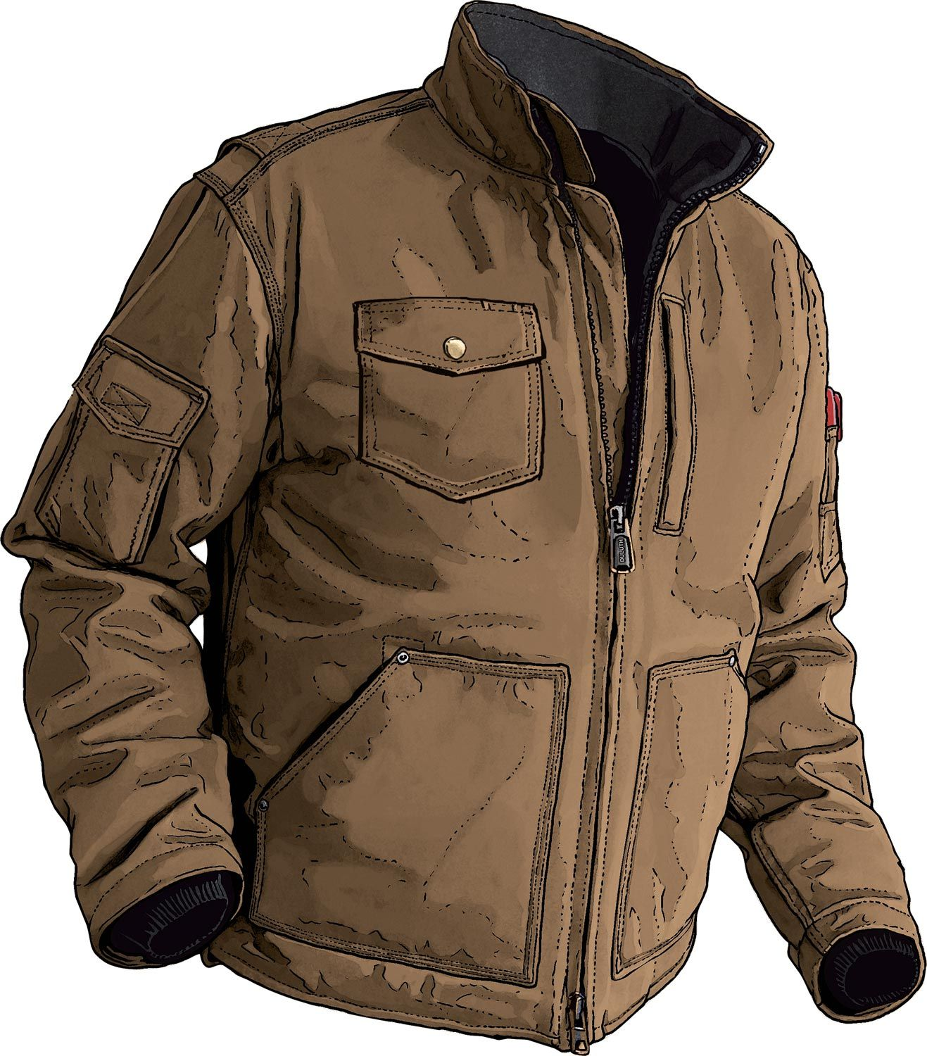 Men S Fire Hose Superior Insulated Work Jacket Work Jackets Mens Jackets Winter Work Jackets