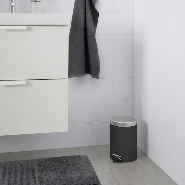 Ekoln Abfalleimer Dunkelgrau Ikea Deutschland Abfalleimer Mulleimer Ideen Ikea