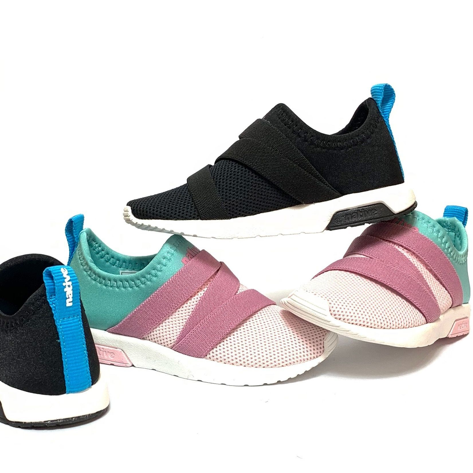 These gender neutral kids' tennis shoes