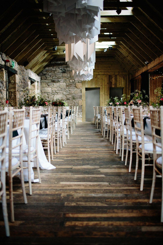Byre at Inchyra wedding venue - The Old Cow Barn Scotland ...