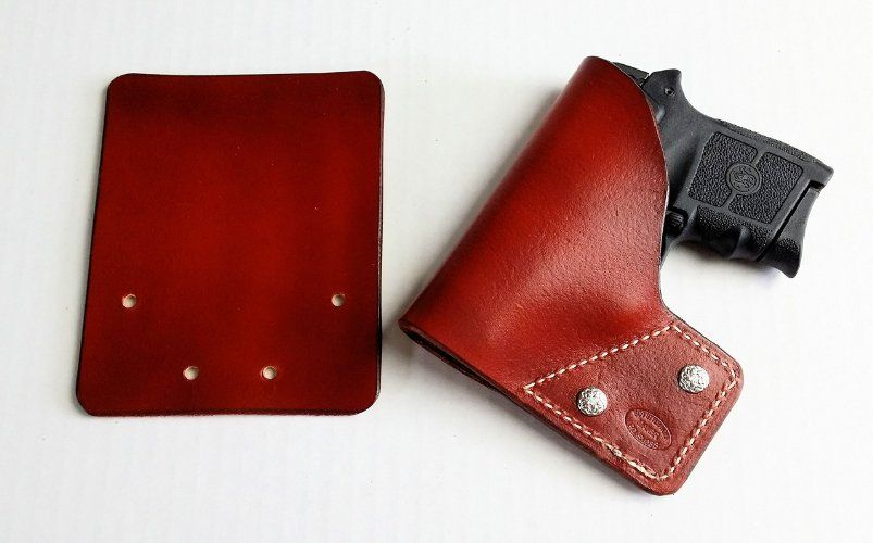 Pin by Fran Toutloff on Leather Craft | Pocket holster