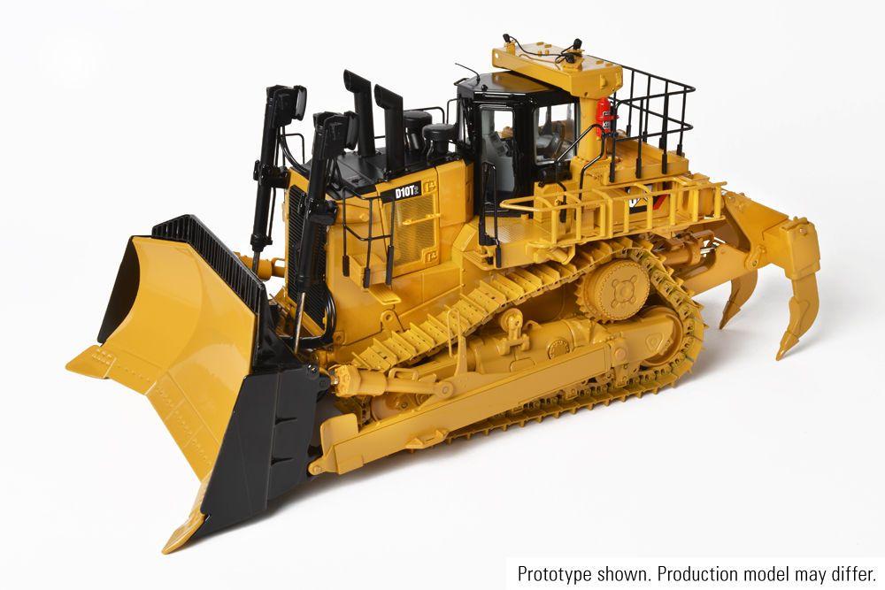 Caterpillar D10T2 Bulldozer With Ripper By Classic Const. Models #Caterpillar