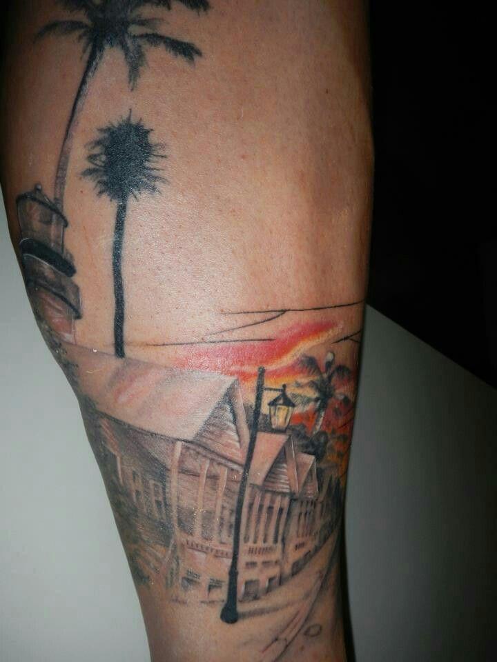 Key West Tattoo Ideas : tattoo, ideas, Tattoo, Notenschlüssel,, Tattoos,, Tattoos, Frauen