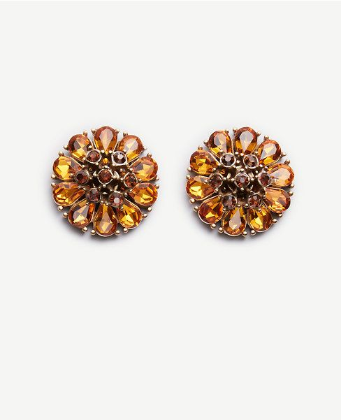 Primary Image of Crystal Statement Studs