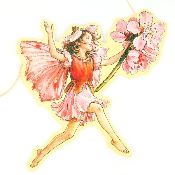 Flower Fairy Clip Art | Double click on above image to ...