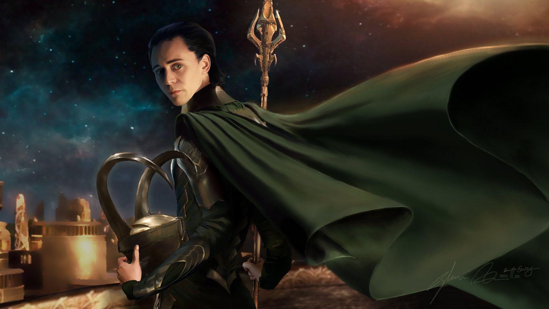 Marvel Wallpaper Loki