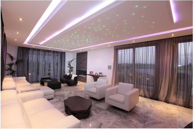 False Ceiling Light Led Strip Design For Living Room Ceiling Design Modern Living Room Lighting Living Room Designs