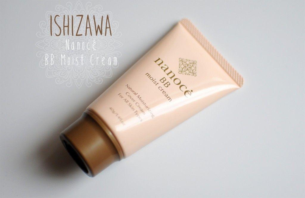 La BB crème Nanocé de Ishizawa | Whee ! Confetti !! #Ishizawa #BBCreme #BB #BBCream #Nanoce #Himawari