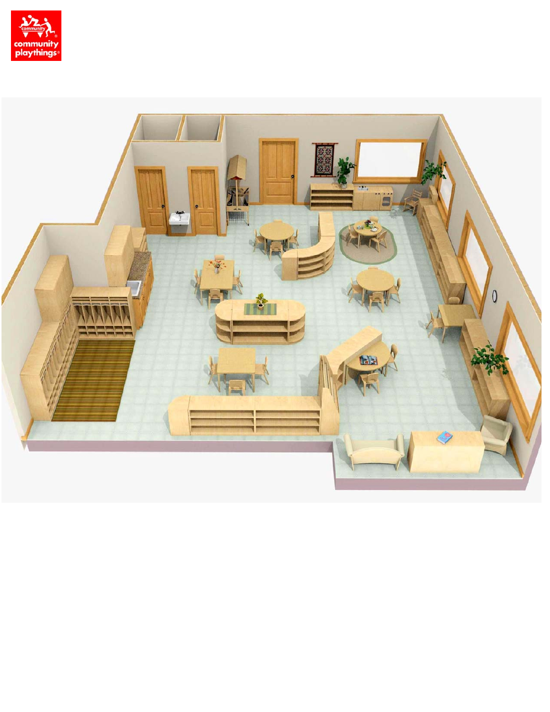 Classroom Layouts For Montessori Google Search School And