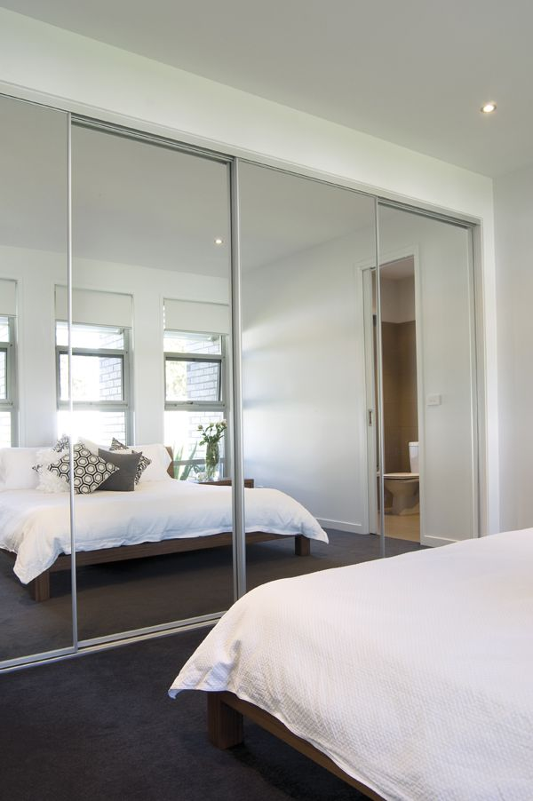 Sliding Mirror Doors Www.wardrobesbyfederation.com