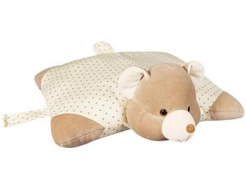 Travesseiro Ursinho Pimpão - Anjos Baby