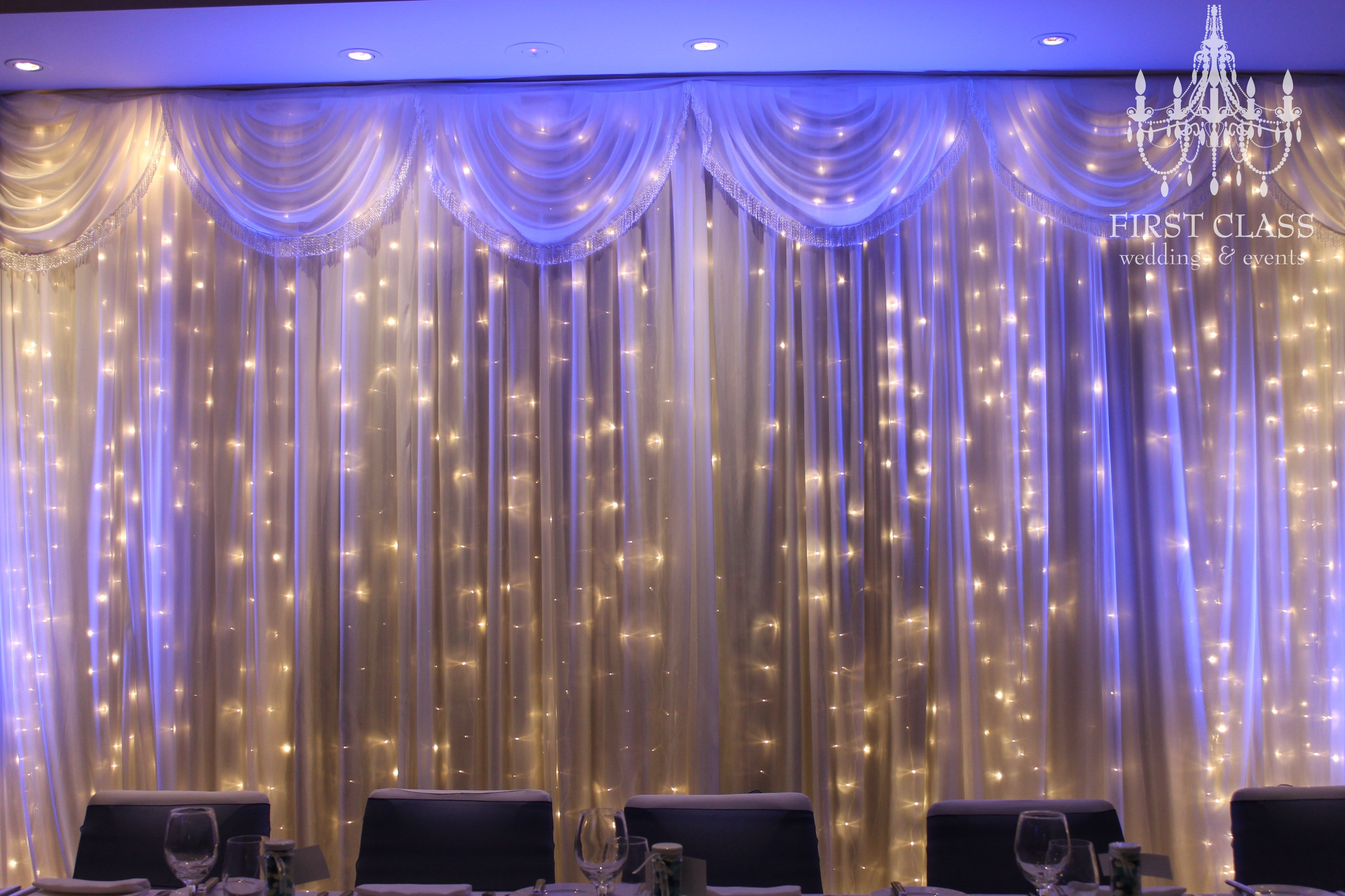 Wedding decoration stage backdrop  Mon Komo Hotel  First Class Weddings and Events  Brisbane Wedding