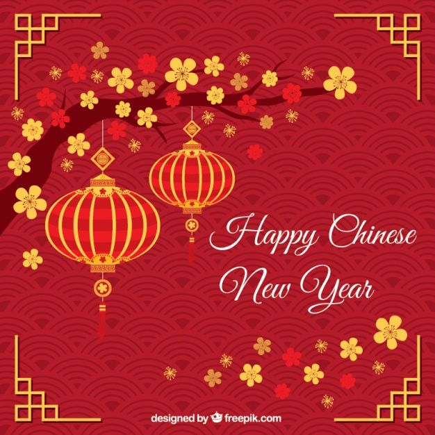 chinese food new year border red greeting with chinese new year lanterns 23 2147582077 free download happy new year 2018 images
