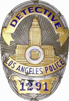 Pin By David Beard On My Badges Police Badge Lapd Badge Badge