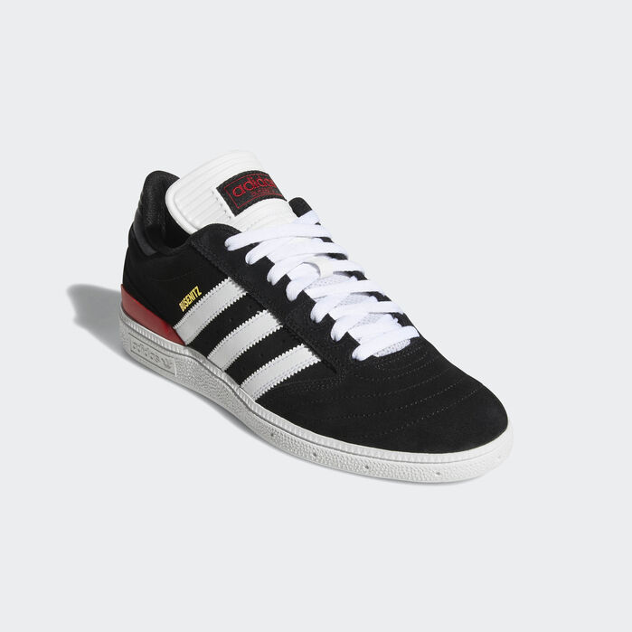 Busenitz Pro Shoes Black Mens   Black shoes, Adidas busenitz