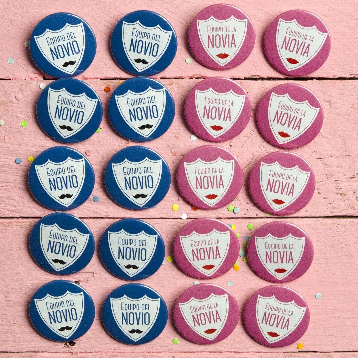 Botones boda | serigrafía♡ | Pinterest | Productos divertidos ...
