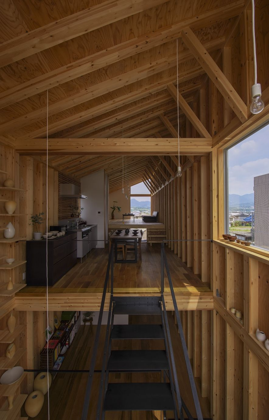 Image 9 of 23 from gallery of House for Pottery Festival / Office for Environment Architecture. Photograph by Yuko Tada
