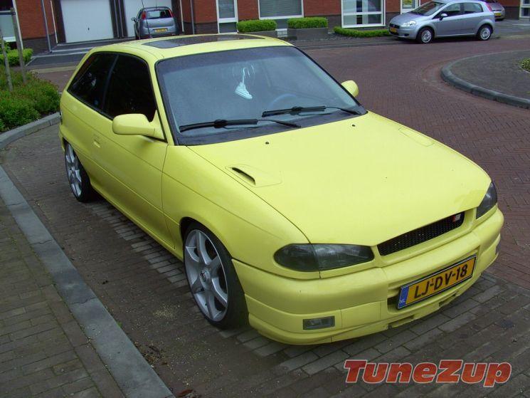 For Sale Opel Astra F 2 0 16v Gsi Te Koop