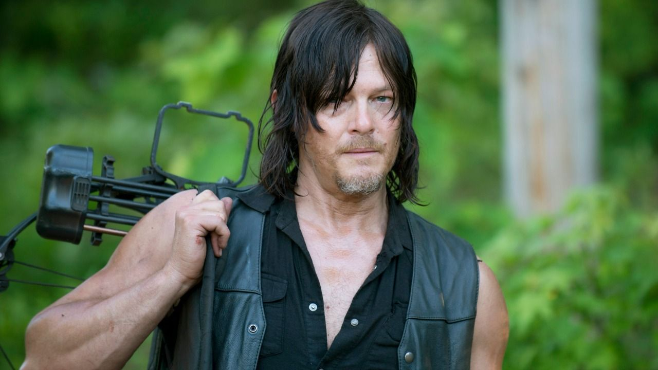 Don't mess with Daryl f**king Dixon.