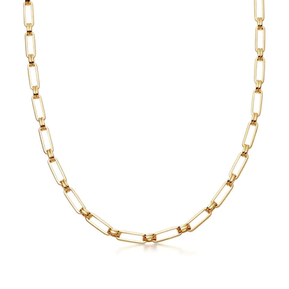 Gigi Hadid Can T Stop Wearing This Chain Necklace Chain Necklace Necklace Missoma Jewellery
