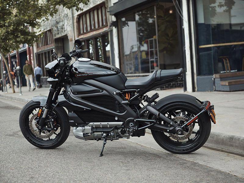 2020 Harley Davidson Livewire In Mentor Ohio Photo 5